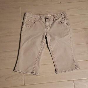 DKNY Bermuda Shorts Size 8